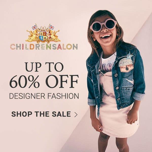 Childrensalon Summer Sale Designer Kids Fashion 2018