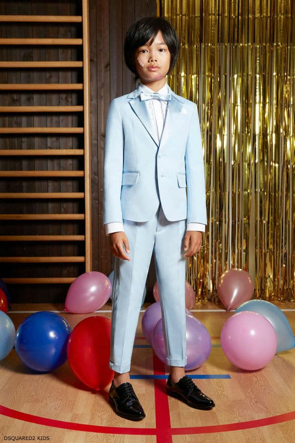 DSQUARED2 Kids 5th Anniversary Boys Prom Capsule Collection
