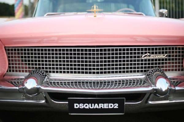 Dsquared2 Pink Cadillac 5th Anniversary Prom Pitti Bimbo