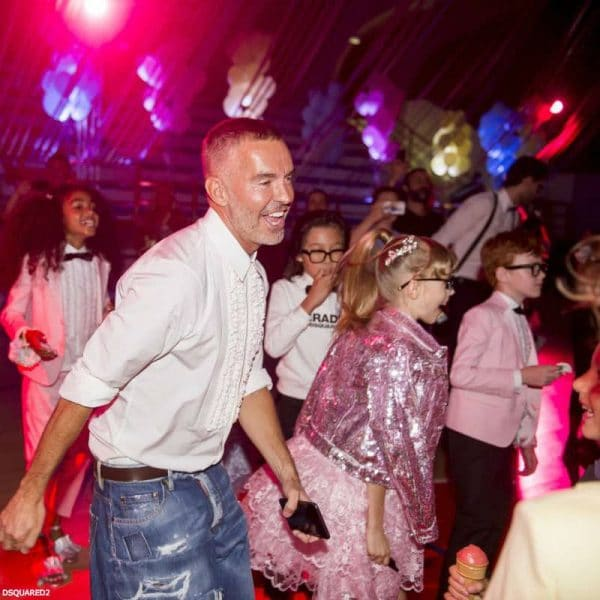 Dsquared2 Prom Dance Party with Dean & Dan Caten