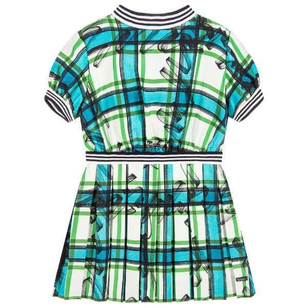 BURBERRY Girls Silk MELBY Dress