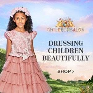 Childrensalon Designer Girls Clothing