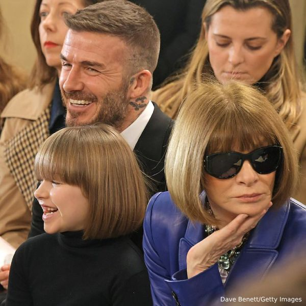 Harper Beckham VS Anna Wintourp Bob Hairstyle Who Does it Better