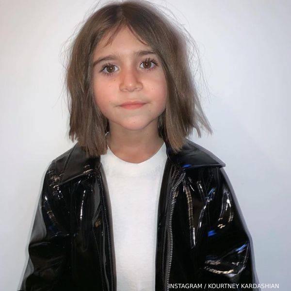 Penelope Disick New Bob Haircut Age 6 February 2019
