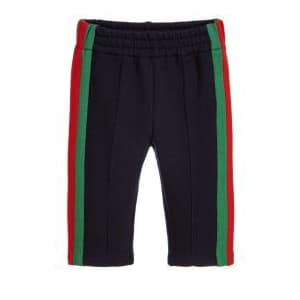 Gucci Baby Boys Cotton Joggers